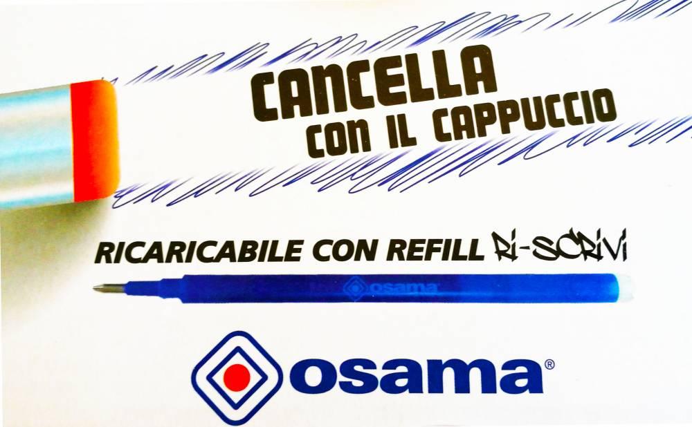 penna osama cancellabile ricaricabile due colori-www.shop.lemanet.it