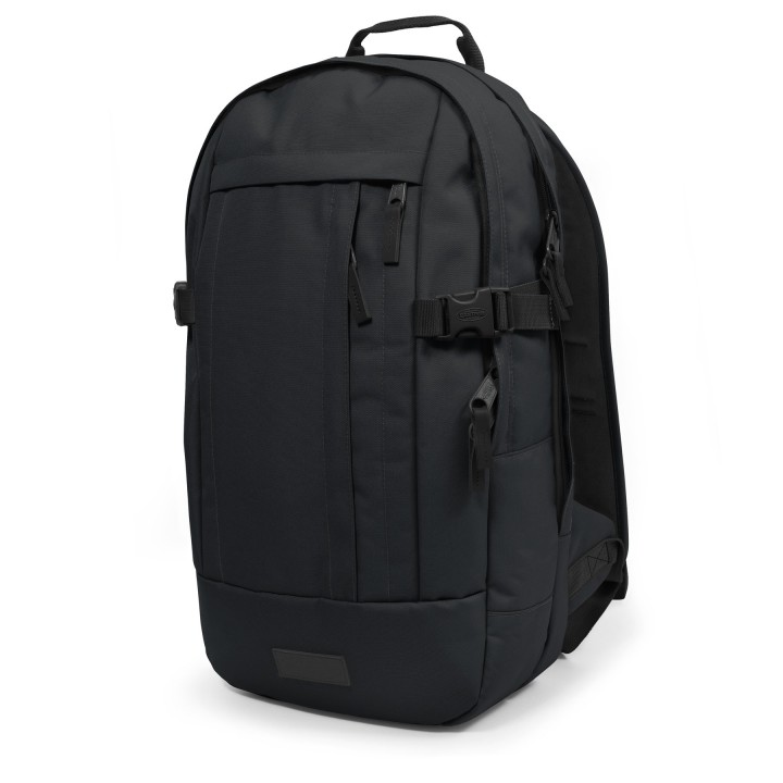 visione laterale zaino eastpak extra floid nero