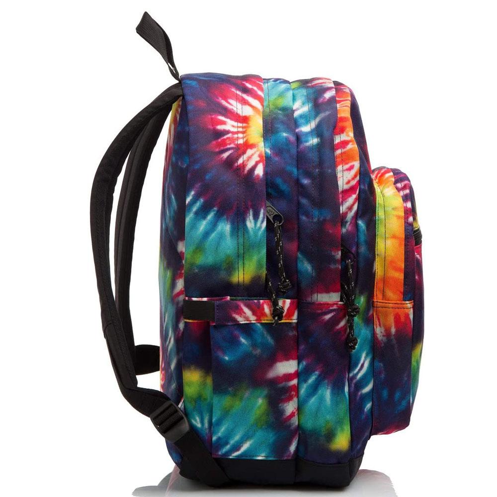 Zaino Invicta 206002055-fx6 jelek backpack fantasy tie-dye colors laterale   Lema Scuola Ufficio
