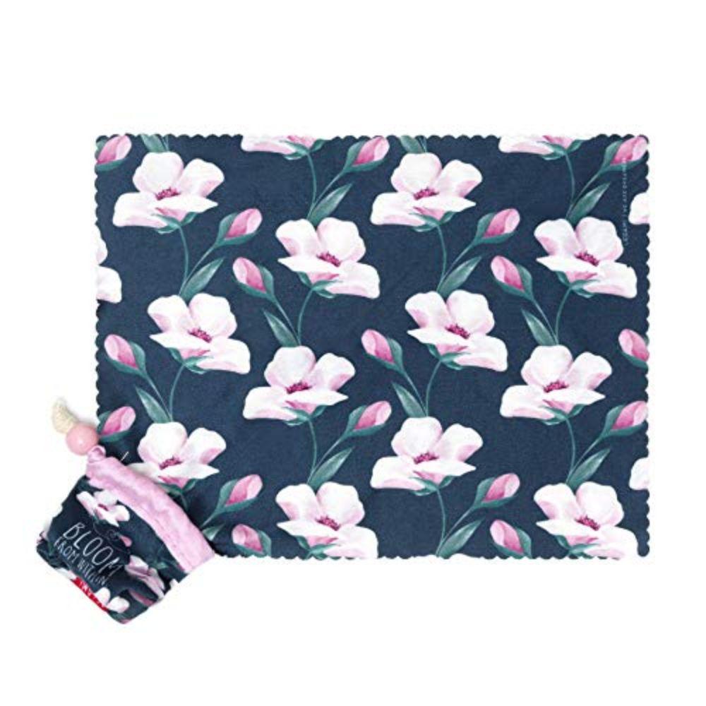 Legami Legami Panno Pulizia Lenti e Schermi Flower Bloom | Lema Gadget Regalo