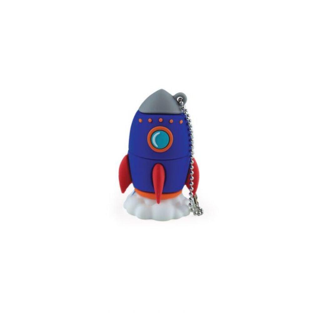 Legami Chiavetta USB 3.0 - 16 GB Rocket Navicella | Lema Gadget Regali
