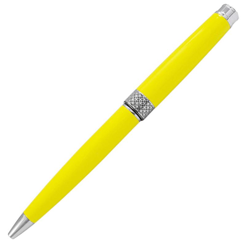 Penna regalo Montegrappa Piacere Sfera Gialla San Miniato