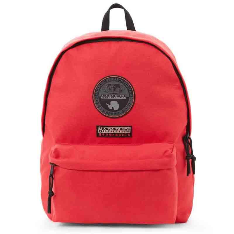 Napapijri zaino Voyage rosso pop red 20 litri unisex scuola   Lema shop Toscana