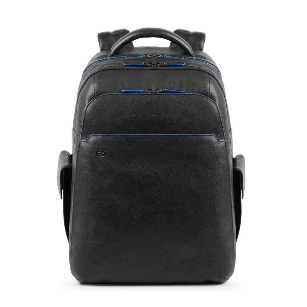 "Zaino Piquadro Porta PC 15"" Blue Square Special Blu CA3444B2S/B   Lema"