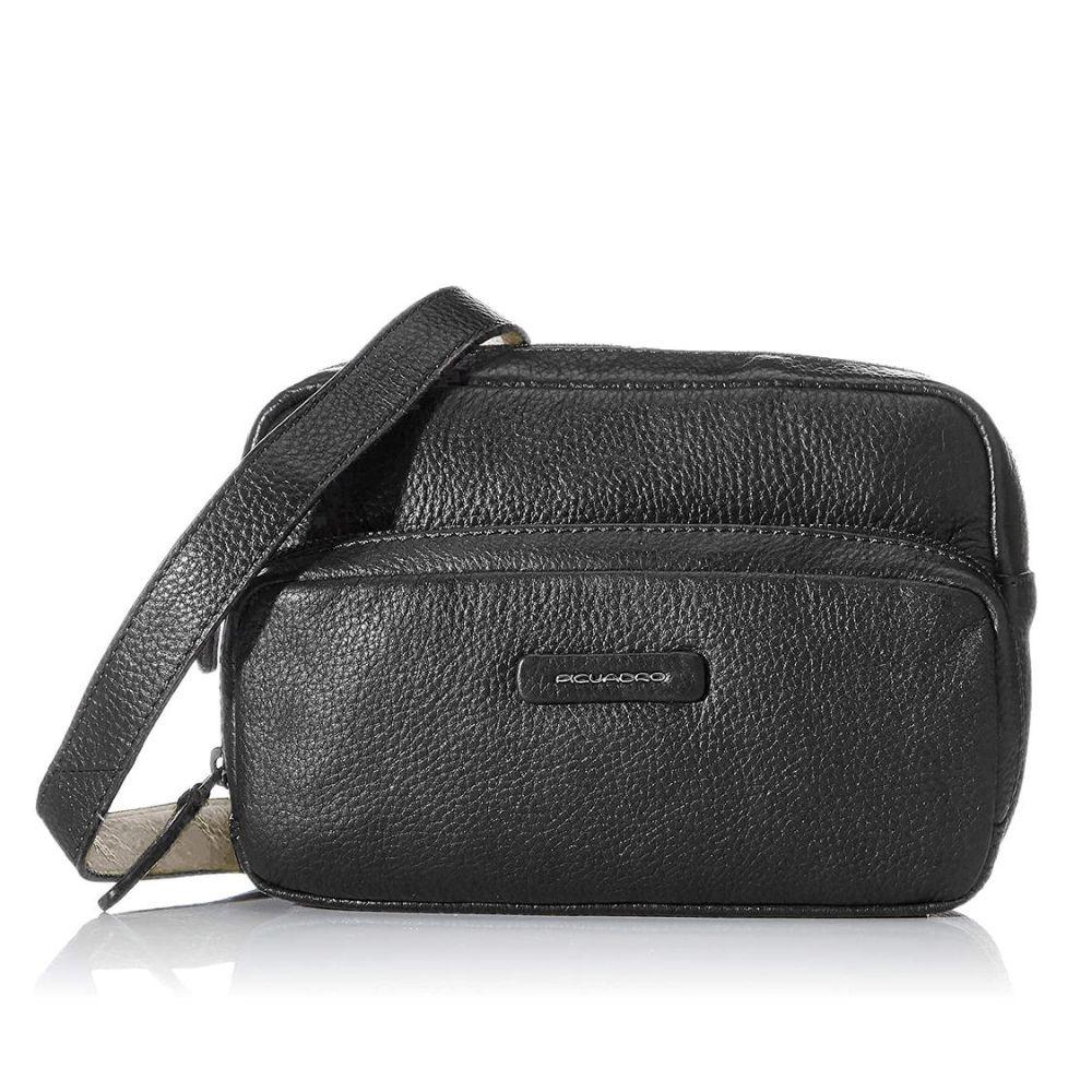 Mini Bag Piquadro Modus Nero CA4899MOS/N | Lema Borse