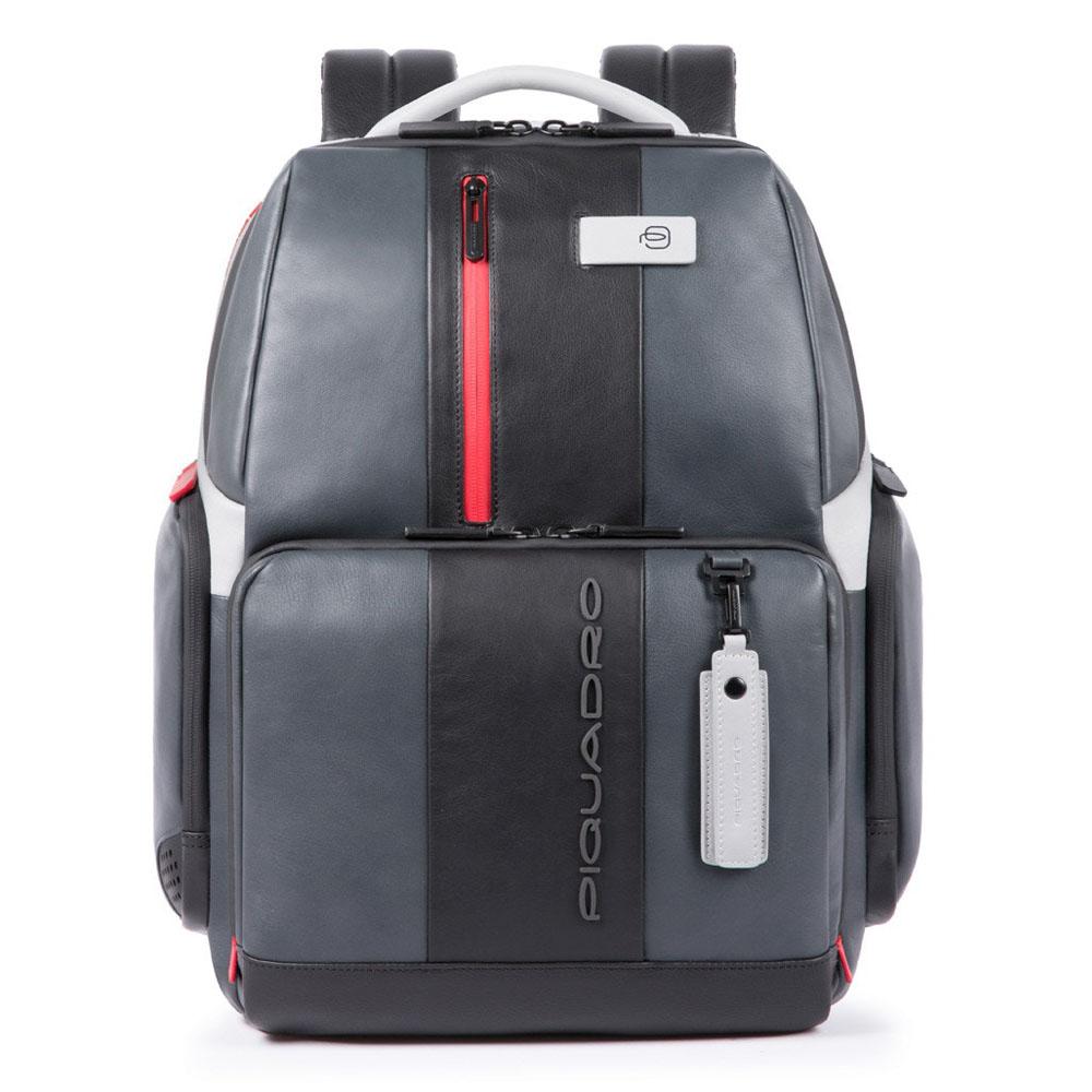 """Zaino fast-check Piquadro Porta PC 15,6"""" Urban CA4532UB00/GRN   Lema Borse"""