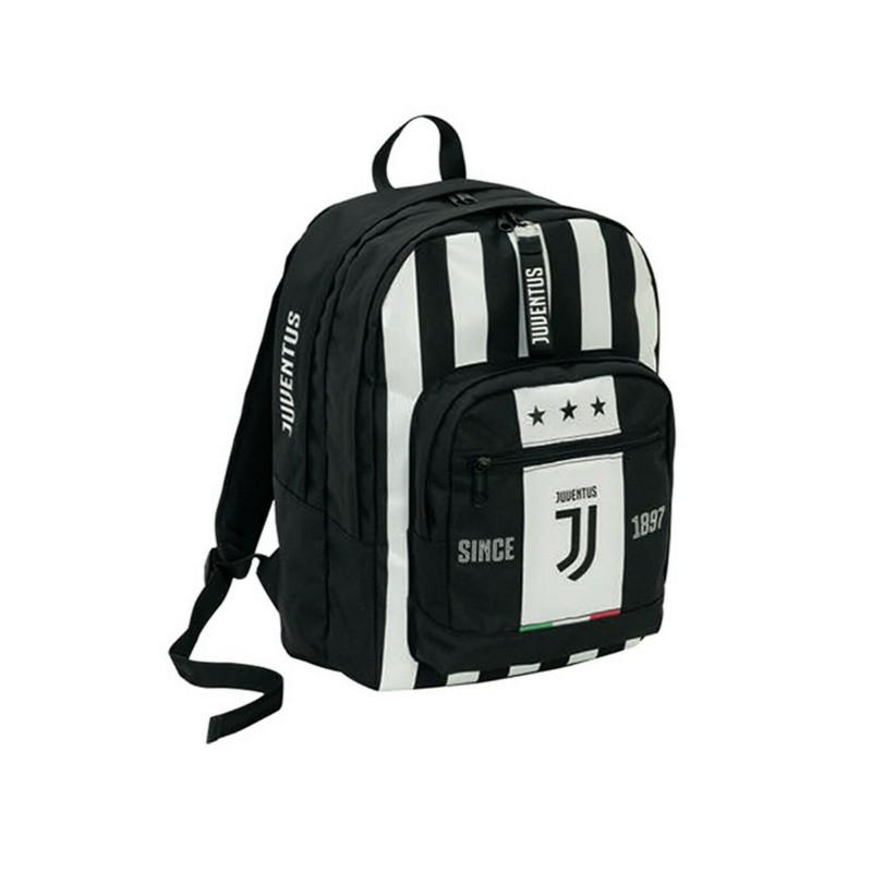 schoolpack bambino juventus 6b6001909 seven zaino organizzato astuccio completo gadget omaggio lema cartoleria