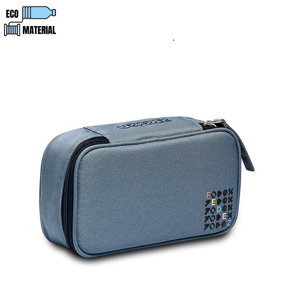 Astuccio Fedez x Seven Quick Case completo grigio 3F5032101-FAE   Lema Scuola Ufficio